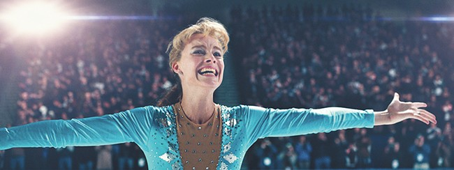 Margot Robbie skates circles around the competition in the true-life tragicomedy I, Tonya.