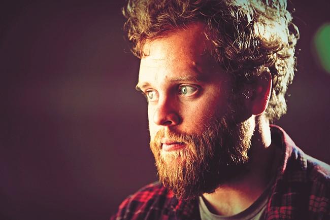 Jeffrey Martin's music finds empathy and understanding in blue-collar anxieties. - BEA GELLER