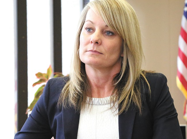 State Superintendent Sherri Ybarra has requested increased funding for English learners in Idaho. - IDAHO EDUCATION NEWS PHOTO