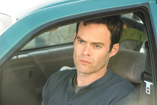 Bill Hader in  Barry .