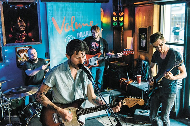Wind Hotel is playing the Observatory on Saturday, June 2.
