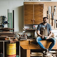 Going With the Grain: Old Hat Workshop owner honors process, materials in woodworking