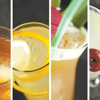 Behind the scenes with four Spokane bartenders putting their own twist on familiar cocktails
