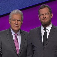 One brother on <i>Jeopardy!</i>, the other to appear on Guy Fieri's <i>Diners, Drive-Ins and Dives</i>