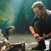 Will they never learn? Humans return to the dino island in <i>Jurassic World: Fallen Kingdom</i>