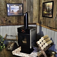 Locally invented efficient home heating stove to compete in Washington DC for accolades