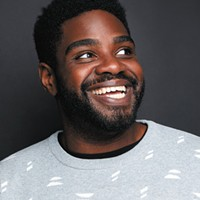 "Ron Funches' ""open-hearted, optimistic"" comedy helps him stand out in stand-up"