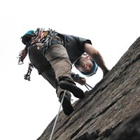 Climbing is hot right now, and 