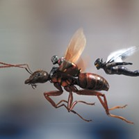 <i>Ant-Man and the Wasp</i> is a palate cleanser for the Marvel Cinematic Universe