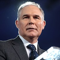 Pruitt resigns, trade war declared and other morning headlines