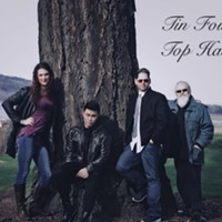 Tin Foil Top Hat, Jamie Kay Christianson