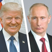 Reactions swift to Trump's dismissing Russian interference