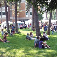As Coeur d'Alene's Art on the Green turns 50, meet some of the people inspired by its mission