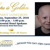 Hope is Golden Benefit Luncheon