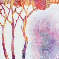 Mixed Media Intuitive Painting Class