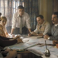 Based on a fascinating true story, <i>Operation Finale</i> is a spy flick that fails to impress