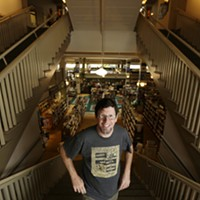As huge brick-and-mortar retailers are strangled out of business by Amazon, local retailers are like, 'no big deal'