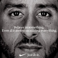 Nike's Kaepernick ad set to air on NFL's opening telecast