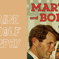 Claire Rudolph Murphy: Martin and Bobby