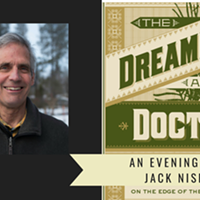 Jack Nisbet: The Dreamer and the Doctor
