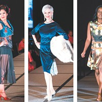 Spokane fashion designers turn thrift store finds into new designs for the 11th Runway Renegades show