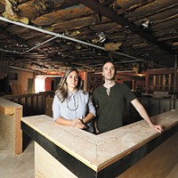 The owners of the Bartlett prepare to open their second venue — the Lucky You Lounge