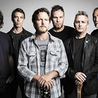 "Pearl Jam donates concert funds to homelessness, Spokane to benefit as an ""Anchor Community"""