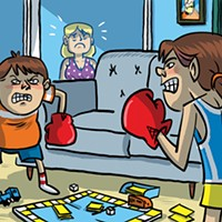 Brawling siblings can test even the most patient parent. Here are some ways to cope