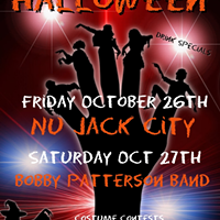 Halloween Party with Bobby Patterson Band