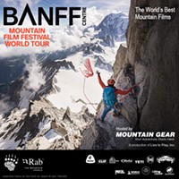 Banff Mountain Film Festival [SOLD OUT]