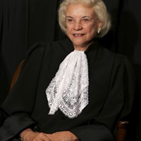 Sandra Day O'Connor, first female Supreme Court justice, says she has dementia