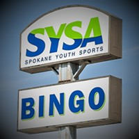 SYSA Bingo