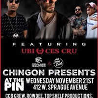UBI of CES CRU, The Palmer Squares, Joey Cool and more