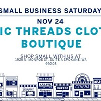 Small Business Saturday: Atomic Threads
