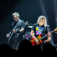PHOTOS: Give me fuel, Give me fire! Metallica smashes the Spokane Arena