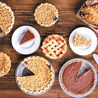 A local push for pie and other regional food news