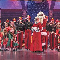 Christmas Spirit on Center Stage