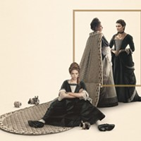 Catty, razor-sharp and brutally hilarious, <i>The Favourite</i> turns 18th-century social mores and power dynamics into the stuff of dark farce