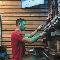 New Hop Mountain Taproom and Grill features local brews and eats in the foothills of Mount Spokane