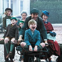 <i>Mary Poppins Returns</i> is a cheery, derivative Disney brand extension