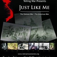 Just Like Me: Vietnam War Stories from All Sides