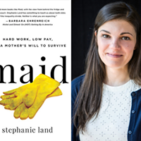Stephanie Land: Maid