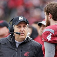 WSU might actually offer a football and war class taught by Mike Leach and Sen. Baumgartner