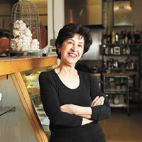 Since fleeing Iran for Spokane four decades ago, Fery Haghighi has found region-wide success with her catering business