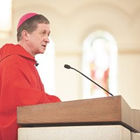 Cardinal Cupich, former Spokane bishop, wanted to 'defuse hot wires,' but he's become a lightning rod