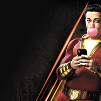<i>Shazam!</i> is a scattered superhero attempt from DC