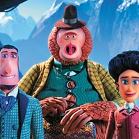 While <i>Missing Link</i>'s stop-motion animation looks great, its character depth is shallow