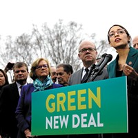 Here's what's in the controversial Green New Deal climate change-related resolution and what it means for local environmentalism