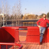 EXCLUSIVE PHOTOS: Ken Spiering reflects on building the Riverfront Park Radio Flyer