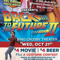 Suds and Cinema: Back to the Future II